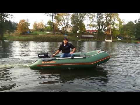 Storm T7 silnik zaburtowy outboard motor BEZWIOSEL.PL