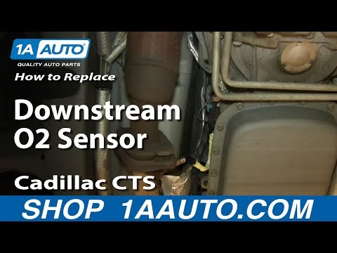 AC Delco 213-2823 Oxygen Sensor Downstream for Cadillac CTS SRX STS New