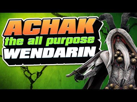 Champion Spotlight Achak the Wendarin I Raid Shadow Legends