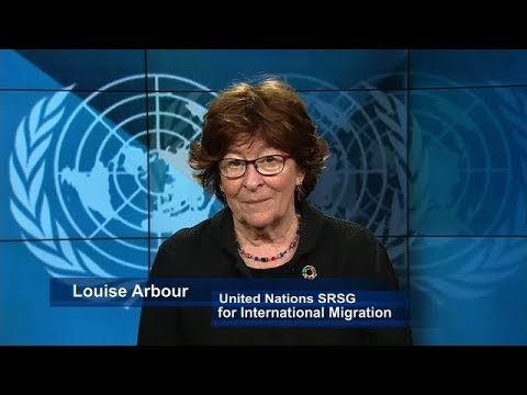 Louise Arbour to the 28th International Population Conference