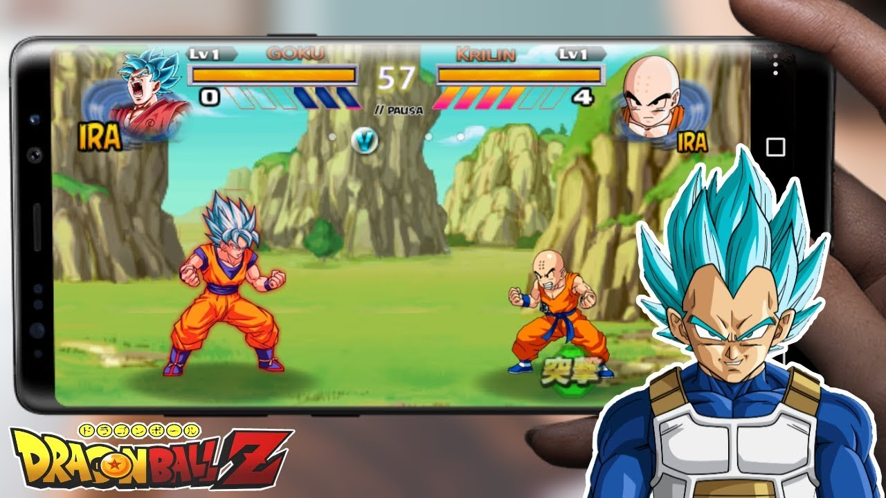 dragon ball fighterz game download for android