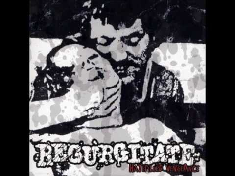 Regurgitate - Hatefilled Vengeance (full album)