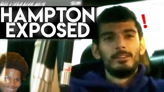 Ice Poseidon exposes hampton brandon After Hampton Brandon trashed his house