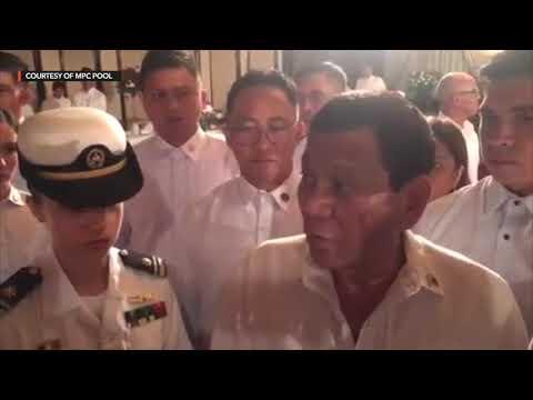 Duterte on marijuana use, Satur Ocampo, and Kian delos Santos killers