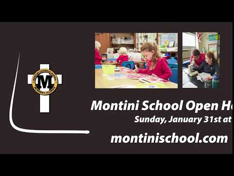 Montini Catholic School Open House Jan 31 at 10 am
