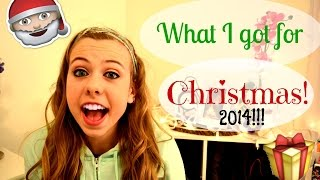 What I got for Christmas?! | 2014! Thumbnail
