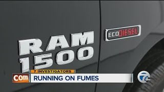 Running on fumes: owners of certain Ram 1500 Ecodiesels say trucks are making them sick