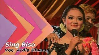 Ardia Diwang - SING BISO (Cek Sound Kusuma Wardhani)