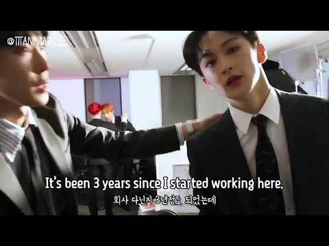 [ENG SUB] NCT 127 As Office Workers In The Corporate Rat Race