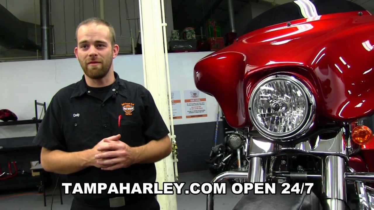 Easy Installation Of Custom Dynamics Harley Davidson Led