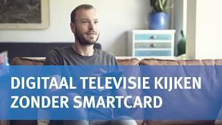 Digitaal televisie kijken zonder smartcard