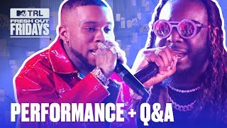 "Tory Lanez & T-Pain Perform ""Jerry Sprunger"" Live! + 'Chixtape 5' Interview 