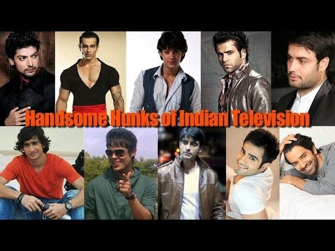 Handsome Hunks of Television Industry