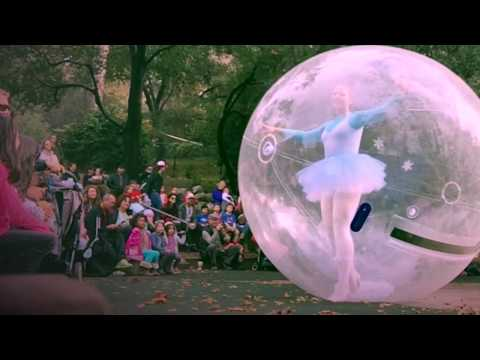Snow Globe Ballerina