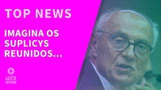 Top News 1 - Imagina os Suplicys reunidos...