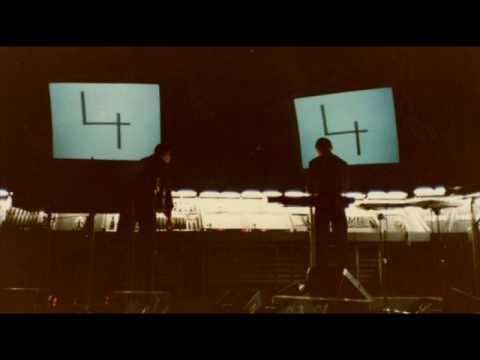 Kraftwerk  Numbers  Computer World Clip,  1981