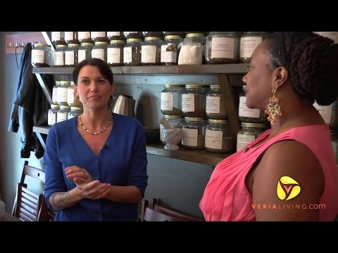 Yoga Stretch -  Herbal Apothecary Trip Health soup| Gwen Lawrence