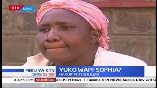 Mtoto mdogo Sophia Mogutu apotea katika mji Nakuru
