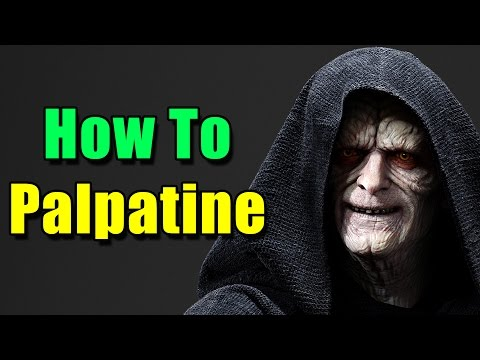 Star Wars Battlefront: How To Not Suck - Emperor Palpatine | Hero Review & Guide