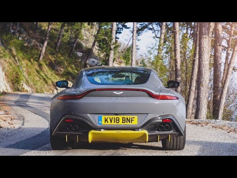 Living With The NEW Aston Martin Vantage [MRJWW]