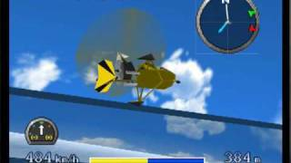 Pilotwings 64 - Flying over 3000 km/h
