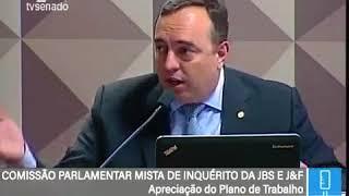 CPMI: Delegado Francishcini solicita cooperação do FBI para investigar a JBS