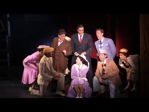 The Lullaby of Broadway - 42nd Street US Tour 2015/16