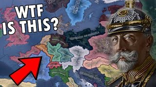 What If Germany Was Never Formed?! HOI4