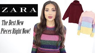 ZARA Haul & Try On |  The Best New Pieces To Buy Right Now!!