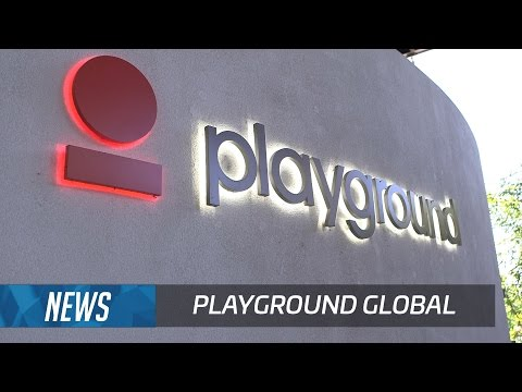 Andy Rubin's Playground Global