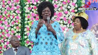 Mama Afrika  kutoka Marekani atoa siri ya wokovu wa Mch. Dr. Rwakakare