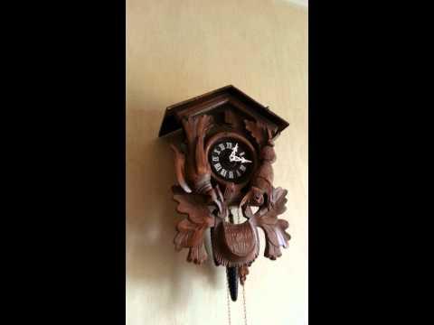 Horloge coucou forêt noire