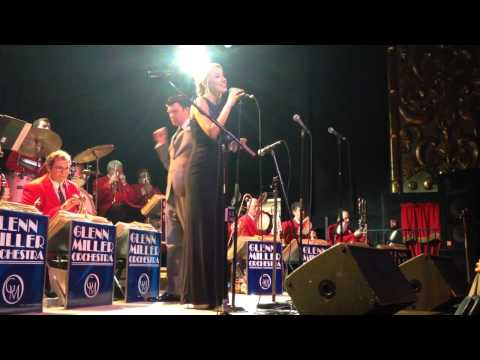 String of Pearls  Pennies from Heaven  Glenn Miller Orchestra, Salinas  82615