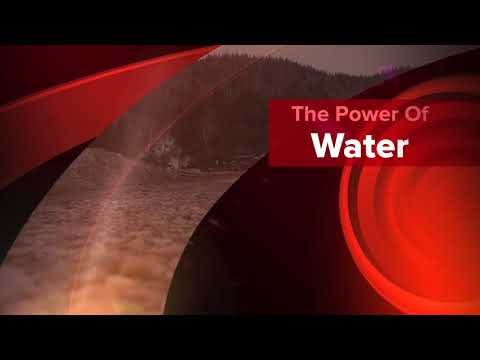 The Power of Water. Courage in the eye of disaster