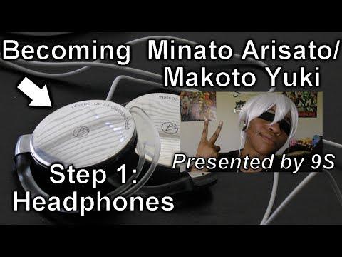Becoming Minato Arisato/Makoto Yuki: Step 1- Headphones