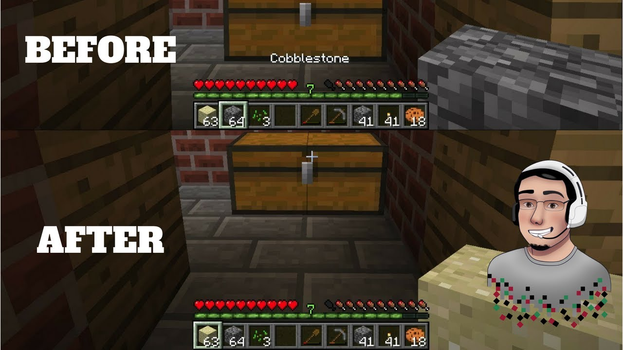 How To Remove Item Names From Minecraft Hotbar 1 7 10 Mac