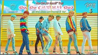 BTS (방탄소년단) – Go, Go (고민보다 Go) k-pop [german Sub] 5th Mini Album Love Yourself 承 'Her'