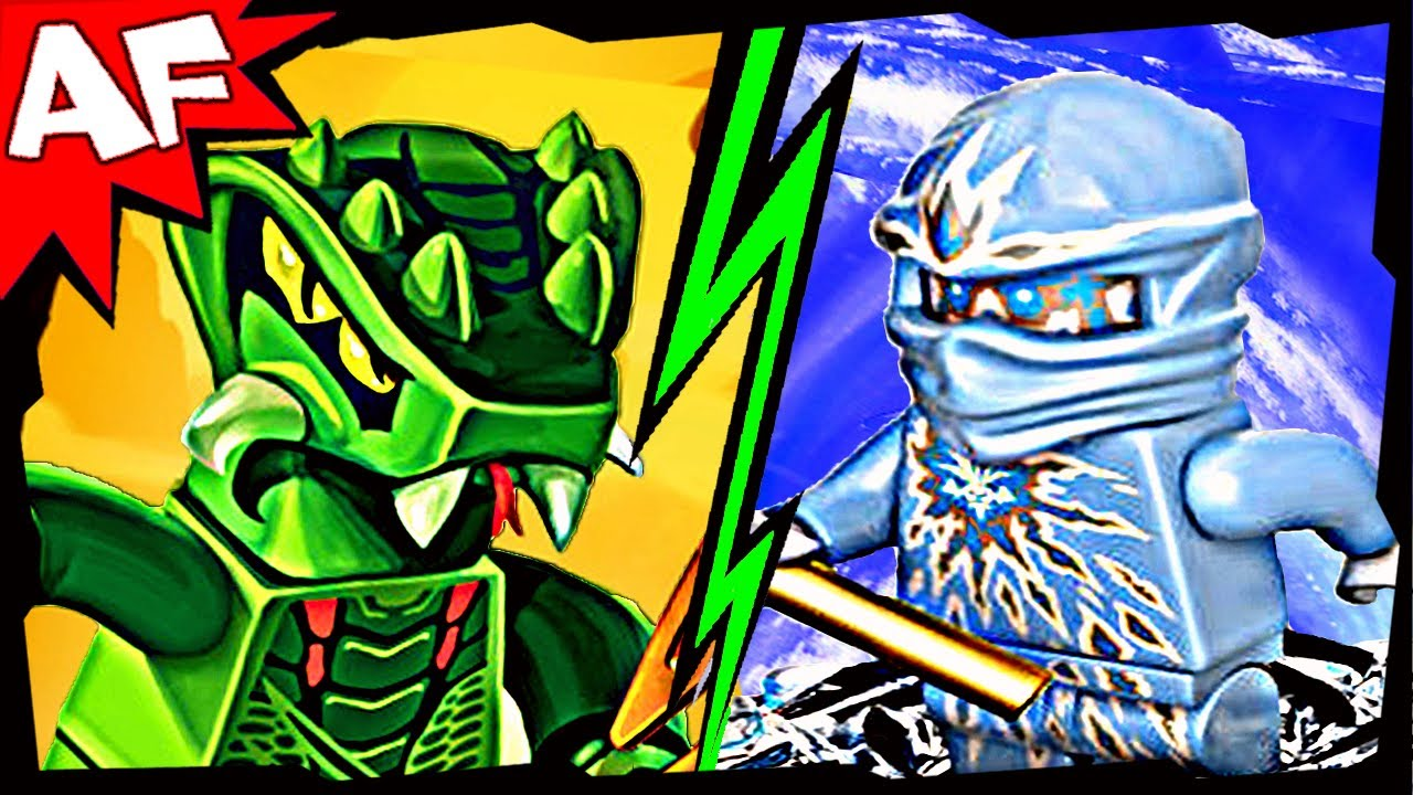 Lego Ninjago Battle Coloring Pages