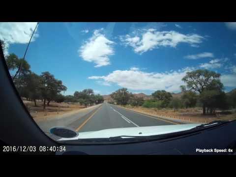 Windhoek to Sossus Dune Lodge