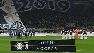 Open Access | Inter 1 2 Juventus | Special Guests And A Special Atmosphere At San Siro ⚫