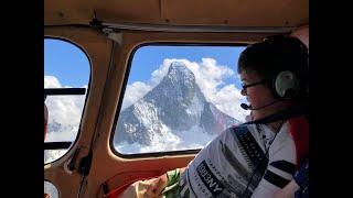 Rundflug zum Matterhorn