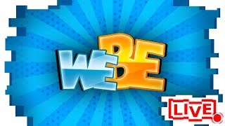 🔴 [WeBe] - Live Stream Event | #2 | Hypixel/roblox Gameplay Public party (family-friendly)