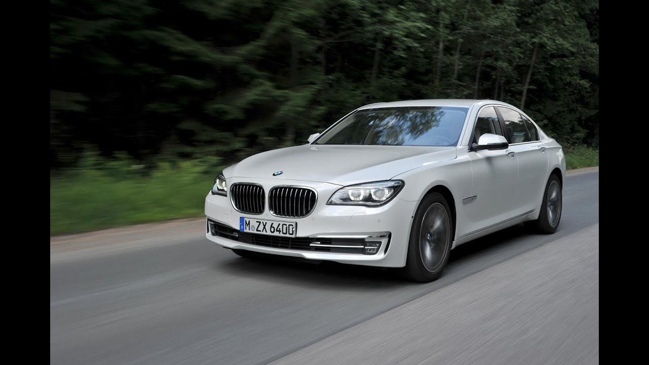 2015 bmw 760li exelent luxury review and test drive on highway youtube