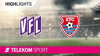 VfL Osnabrück  – KFC Uerdingen | Spieltag 14, 18/19 | Telekom Sport