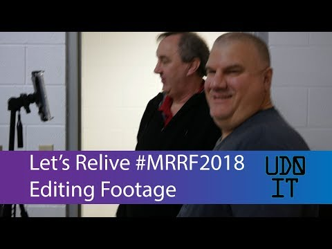 #MRRF2018 Recap #2 - Editing Video - Such an Amazing Time at Midwest Rep Rap Festival 2018