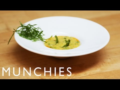 How To Shrimp Grits With WD-50's Wylie Dufresne