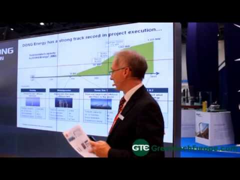 Dong Energy Presentation: Offshore Wind Market Overview