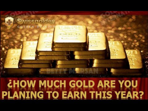 NEW SWISSGOLDEN PRESENTATION 2016 BY BETTY MARSAN