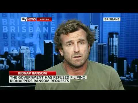 Former Aussie hostage calls on govt to share Rodwell information