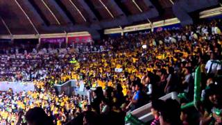 UAAP CDC 2011 Opening Cheers